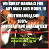 Thumbnail 1994 AUDI CABRIOLET SERVICE AND REPAIR MANUAL