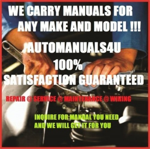 Product picture DEUTZ D 2011 workshop repair manual